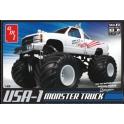 AMT 632 - USA 4x4 Monster Truck 1/25
