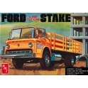 AMT 650 - Ford C-600 Tilt Cab Stake 1/25