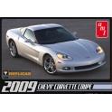 AMT 685 - New Corvette Coupe 2009 1/25