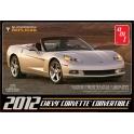 AMT 733 - Corvette Pace Car 1/25