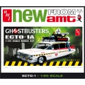 AMT 750 - Ghosbuster Ecto-1 1/25
