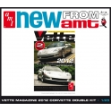 AMT 786 - Corvette Coupe&Covertible 1/25
