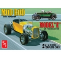 AMT 1002 - Ford A Roadster 1/25