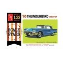 AMT 1135 - Ford Thunderbird 1960 Hardtop 1/32