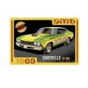 AMT 1138 - 1969 Chevrolet Chevelle SS 396 1/25