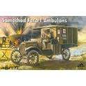 RPM 72101 Ambulance Ford T 1ère Guerre Mondiale (réédition)