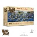 Warlord 792011001 Black Seas Flotte Royal Navy (1770-1830)