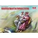 ICM 24014 - American sports drivers