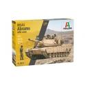 Italeri 6571 Char américain M1A1 Abrams + tankistes