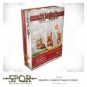 Warlord Games 152014005 Commandement cataphractes macédoniens