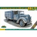 ACE 72575 Camion allemand G917t modèle 1939