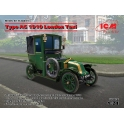 ICM 24031 Taxi londonien Type AG 1910