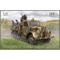 IBG 72073 Camion semi-chenillé allemand V3000SS/SM Maultier