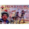 Red box 72025 Fusiliers marins français (rebellion des boxers 1900)