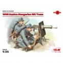 ICM 35697 WWI Austro-Hungarian MG Team