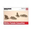 Minairons 20GEF101 Militia female casualties (spanish civil war)