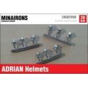 Minairons 20GEF999 Adrian helmets (spanish civil war)