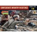 Strelets 249 - Infanterie confédérée en défense