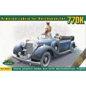 ACE 72577 Voiture allemande Mercedes-Benz 770K