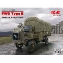ICM 35655 Camion américain FWD Type B 1ère Guerre Mondiale
