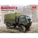 ICM 35590 Camion britannique W.O.T. 8 2nde Guerre Mondiale