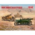 ICM DS3510 Set Patrouille du Désert ANZAC