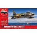 Airfix A09189 Hawker Hunter F.4/F.5/J34