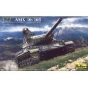 Heller 79899 Char français AMX 30 avec canon de 105mm