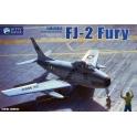 Kitty Hawk KH80155 Chasseur américain FJ-2 Fury