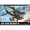 """Academy 12514 AH-64D Block II """"Version initiale"""""""