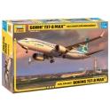 Zvezda 7026 Boeing 737-8 Max