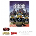 Warlord ENP2000 Judge Dredd & The Worlds of 2000 AD RPG Core Rulebook