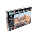 Revell 03184 Char allemand PzKpfw IV Ausf.H