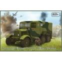 IBG 72078 Tracteur d'artillerie Scammell Pioneer R 100