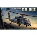 Kitty Hawk 50006 Hélicoptère américain Sikorsky HH-60G Pave Hawk + 2 figurines