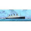 Trumpeter 03719 Navire transatlantique RMS Titanic avec éclairage LED