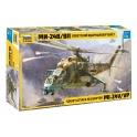 Zvezda 4823 Hélicoptère russe Mil Mi-24V/VP