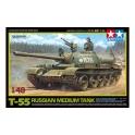 Tamiya 32598 Char soviétique T-55