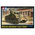 Tamiya 32595 M4A3E8 Sherman Easy Eight