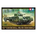 Tamiya 32594 Churchill Mk.VII Crocodile