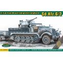 ACE 72567 Sd.Kfz.6/2 avec Flak 36 3,7cm sur chassis mZgKw 5t