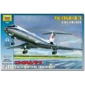Zvezda 7007 Tupolev Tu-134A/B-3