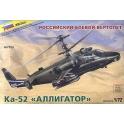 Zvezda 7224 Kamov Ka-52 Alligator