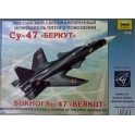 Zvezda 7215 Sukhoï Su-47 Berkut