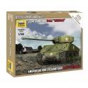 Zvezda 6263 M4 Sherman