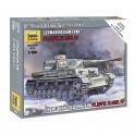 Zvezda 6251 Panzer IV Ausf.H