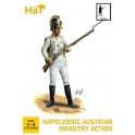 Hät 8327 Fantassins autrichiens à l'action - Période napoléonienne
