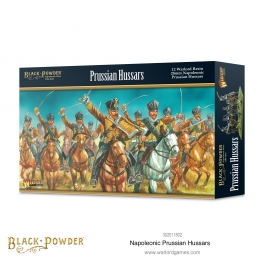 Warlord 302011802 Hussards prussiens