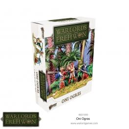 Warlord 692215003 Ogres Oni