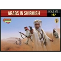 Strelets M142 Arabes en escarmouche
